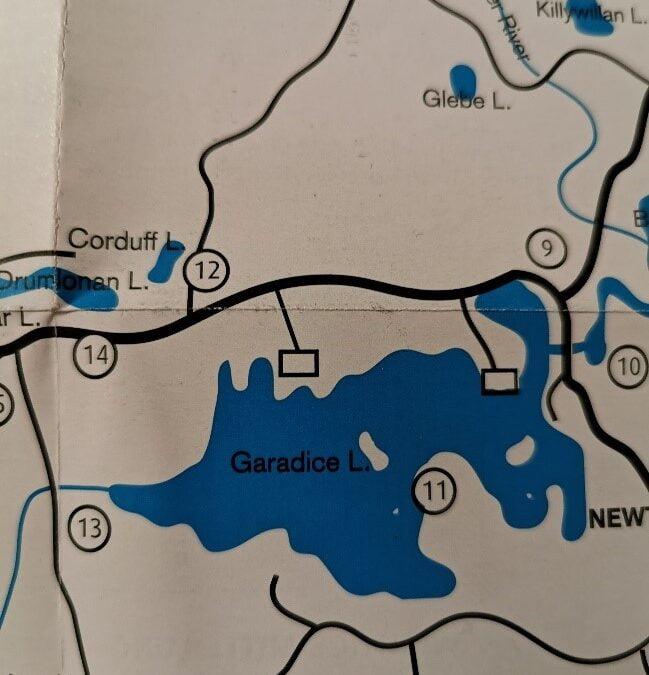 Garadice Lake
