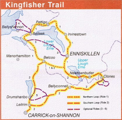 Kingfisher Cycle Trail